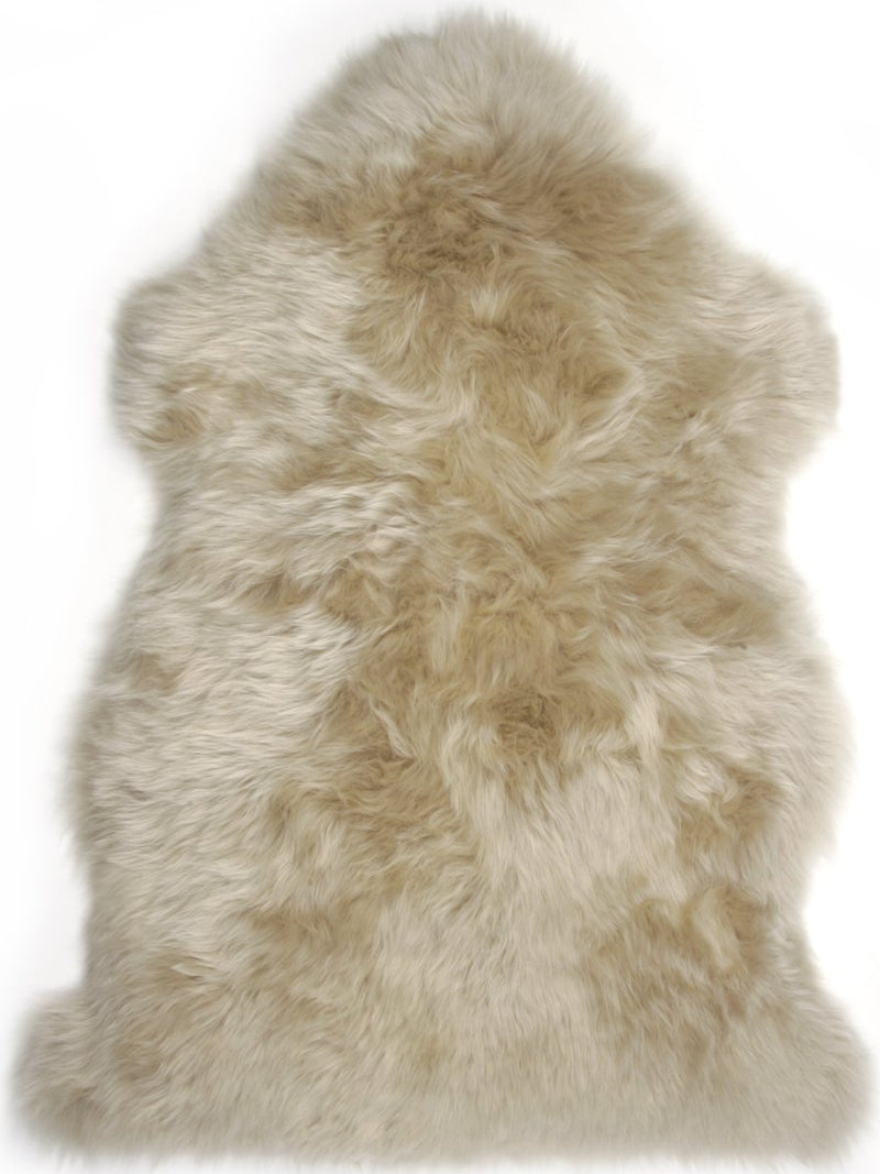 Sheepskin in Tan - Modern Rugs LA