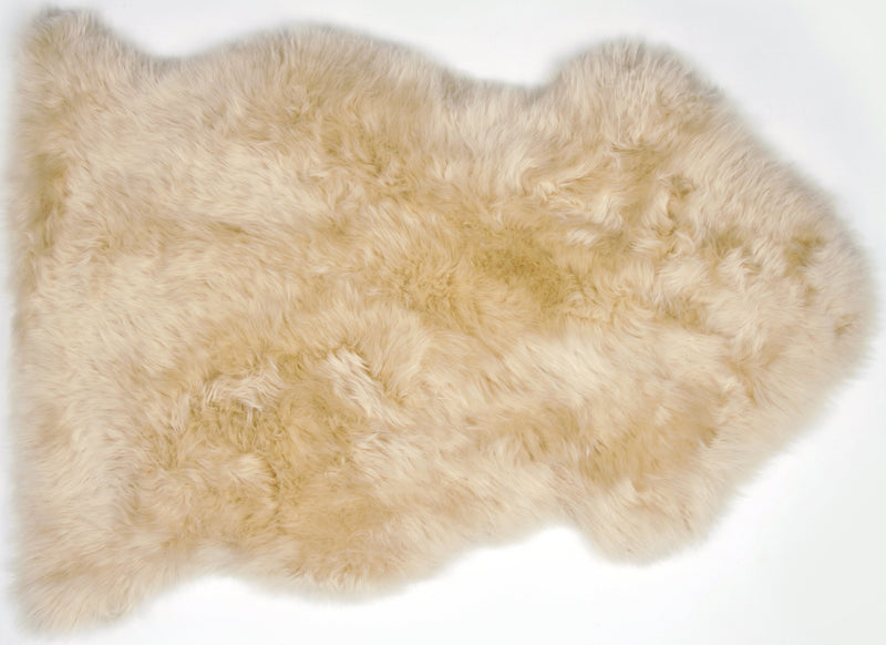 Sheepskin in Wheat
