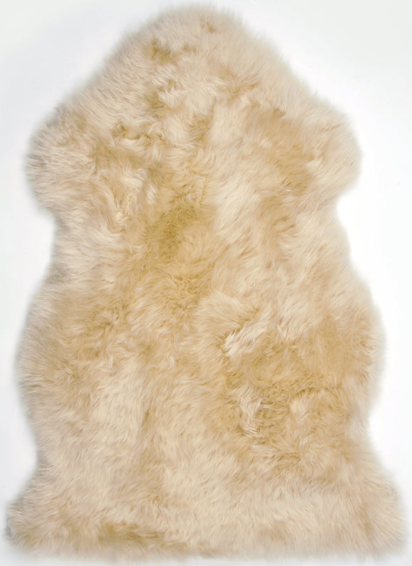 Sheepskin in Wheat - Modern Rugs LA