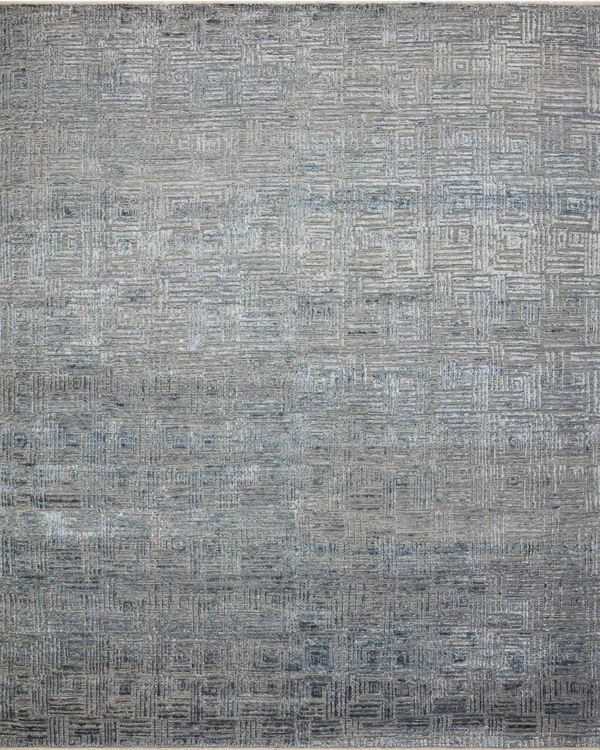 LANA-01 Denim - Modern Rugs LA