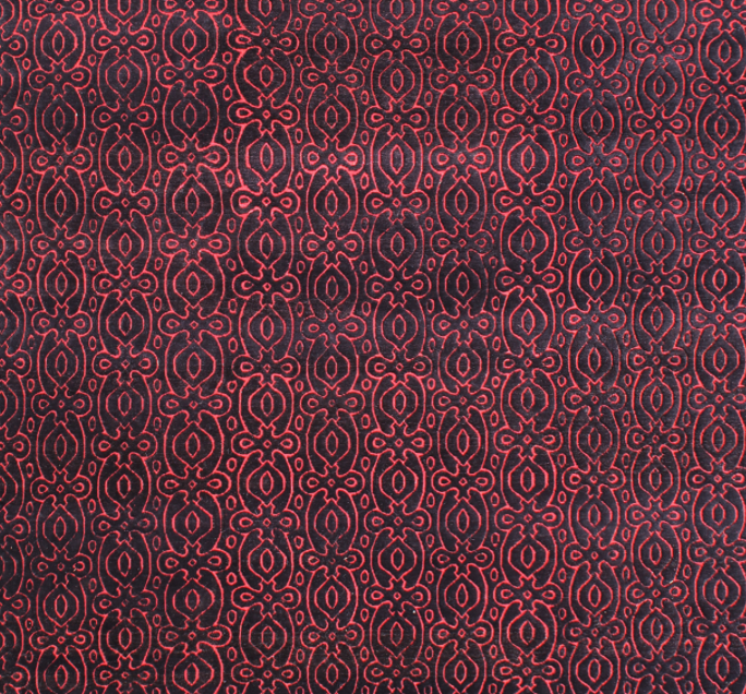 "MARRAKECH ""BLACK / RED"" #453"