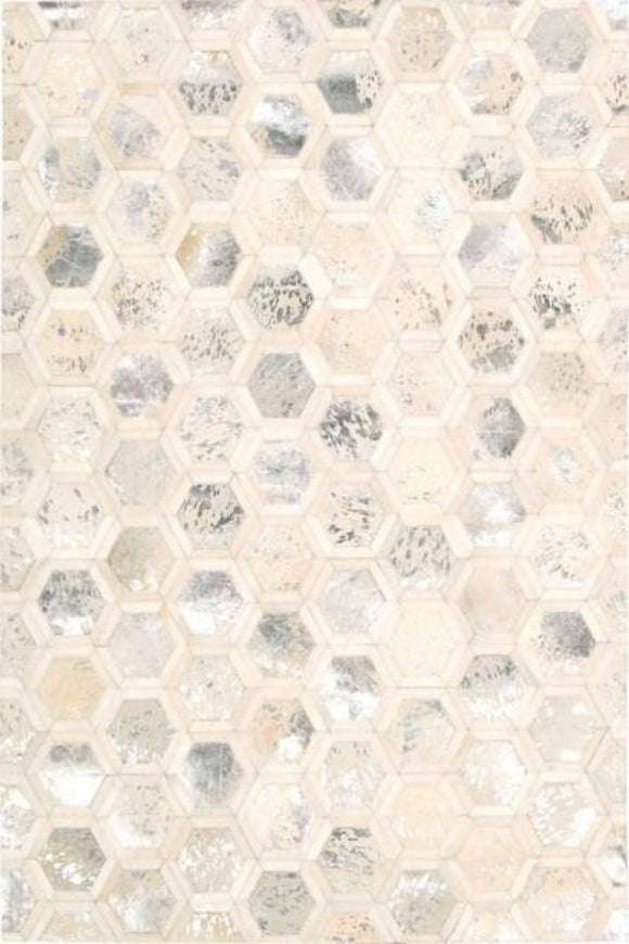 Chic Snow - Modern Rugs LA