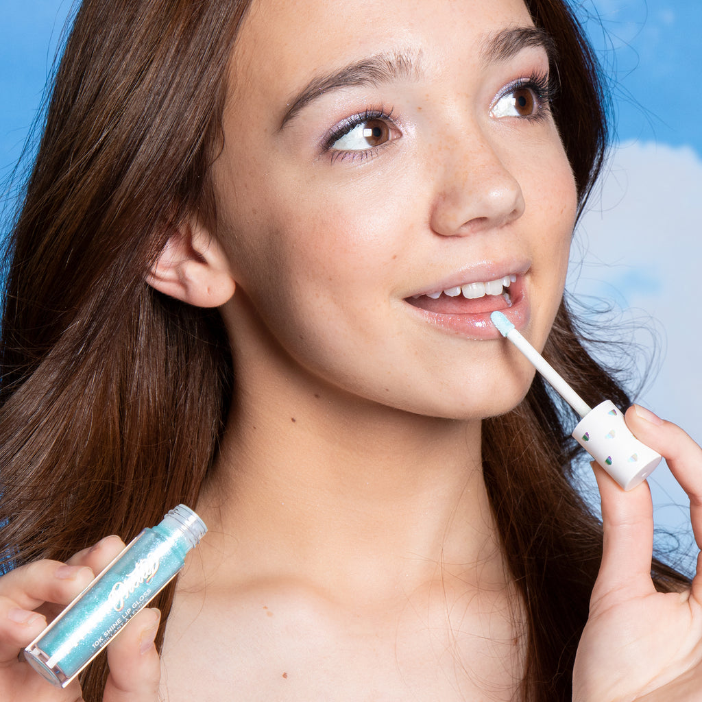 Cloud Mine fragrance and lip gloss from kids makeup brand Petite 'n Pretty