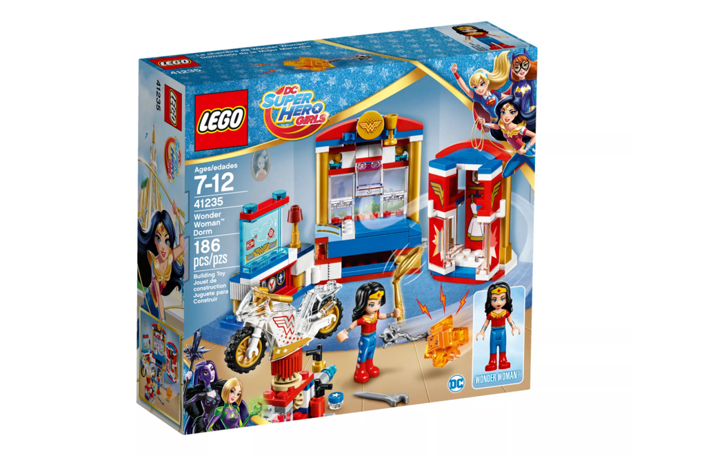 Fun birthday ideas: LEGO gifts for girls