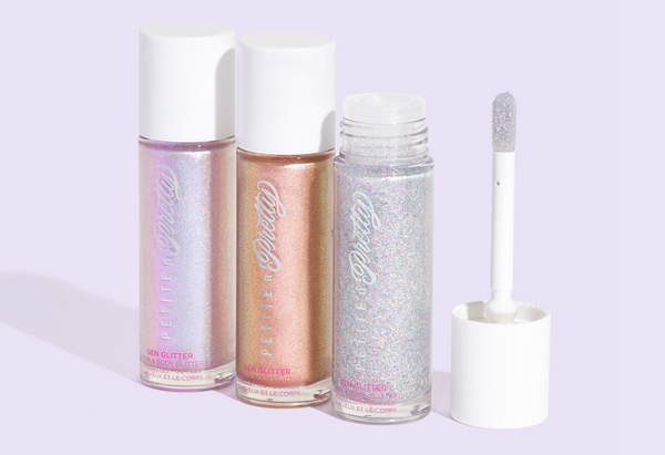 Fun birthday ideas: glitter gifts for girls and boys