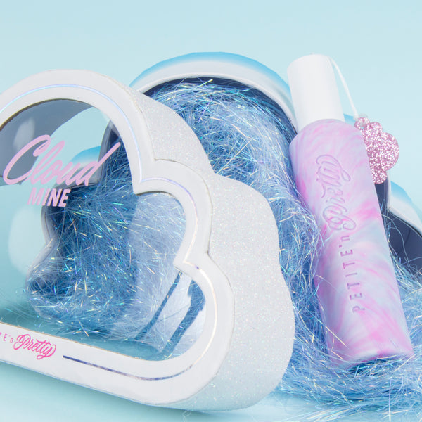Fun birthday ideas: petite 'n pretty cloud mine gifts for girls