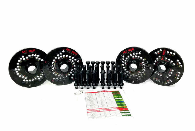 40mm Wheel Balancer Flange Plate Kit