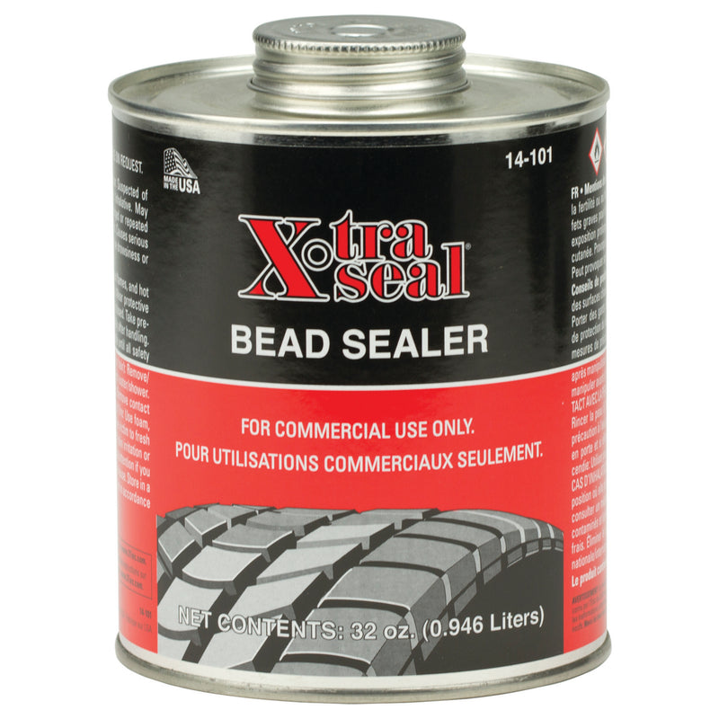Aftermarket replacement parts by MT-RSR with same day shipping MT-RSR Tire Changer parts Highest rated OEM aftermarket parts by MT-RSR Quality undercar equipment replacement parts by MT-RSR 32 oz. (945ml) Bead Sealer Brand: Xtra Seal Robust material for long lasting use Superior parts that money can buy