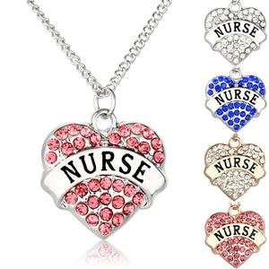 Nurse Love Necklace