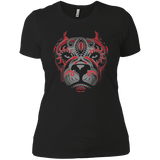 American Bully Pit Bull Sugar Head Women's T-Shirt - PrintMeLLC