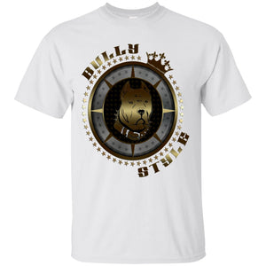 Bully Style King American Bully Men's T-Shirt