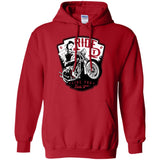 Ride It Like You Stole It Adult Unisex Hoodie - PrintMeLLC