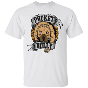 Pocket Bully Men's T-Shirt - PrintMeLLC