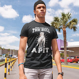 Don't Believe The Bull Adopt A Pit Men's T-Shirt - PrintMeLLC