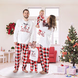 Merry Christmas Matching Family Pajamas Set Sleepwear