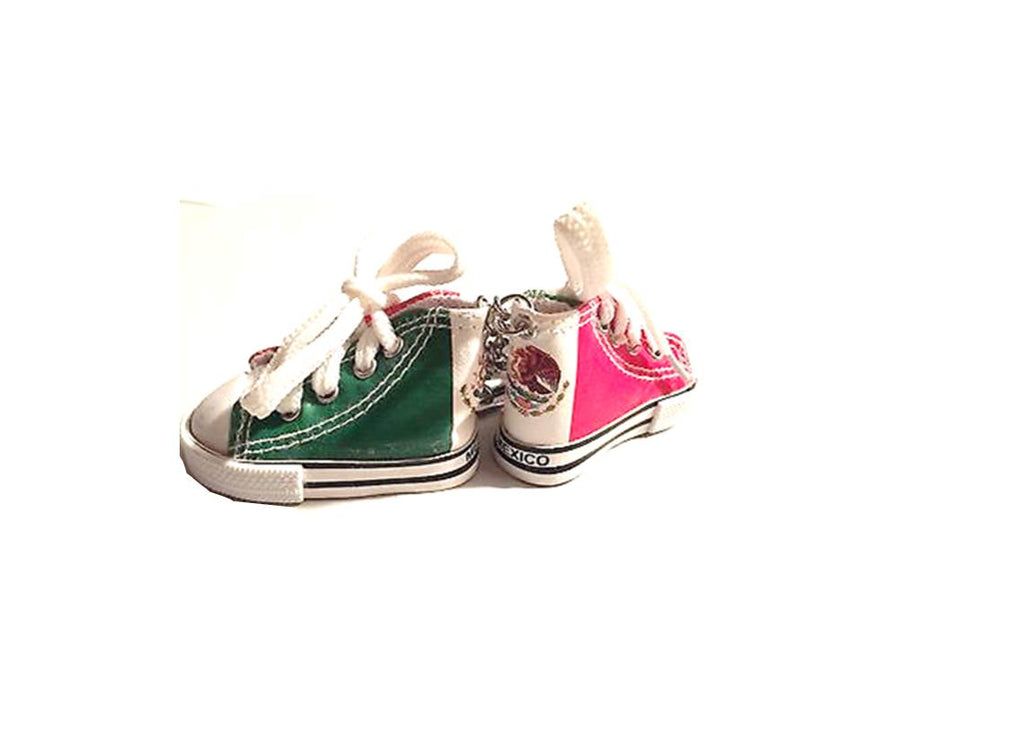 Mexico Little Sneaker Keychain