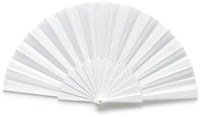Plastic Fabric Hand Foldable Fan