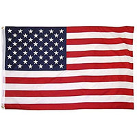 United States large Exterior Flag 3x5