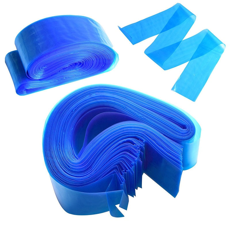 100 Disposable Clip Cord Sleeves