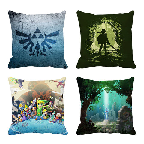 Zelda Lover's Multi Size Decorative Throw Pillow Case Cushion Cover