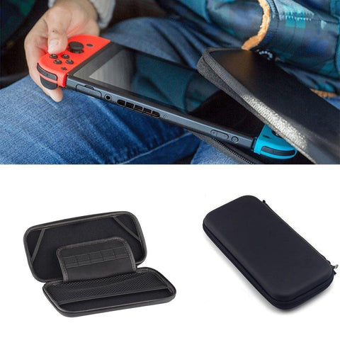 12 in 1 Nintendo Switch HD Screen Protector + Carry Case Cover