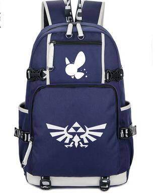 Legend of Zelda Breath of the Wild Printing Canvas Bag