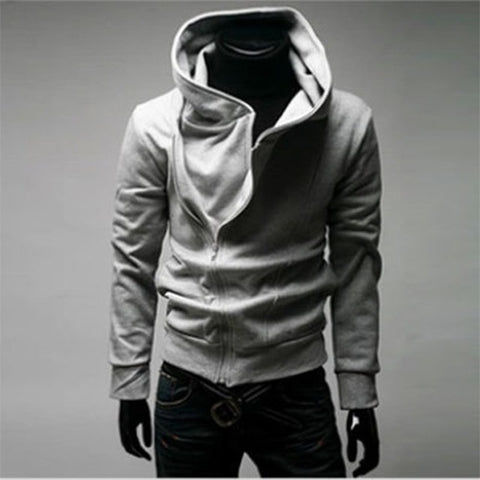Assassins Creed Double Zipper Winter Hoodies