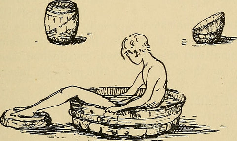 epsom salt or magnesium bath has been used as a natural muscle pain relief therapy for centuries