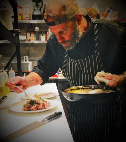 Chef Lance McWhorter - Executive Chef, Brand Ambassador, Texas Craft Wagyu