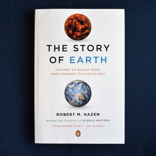 Story of Earth Book w/ letter from the author