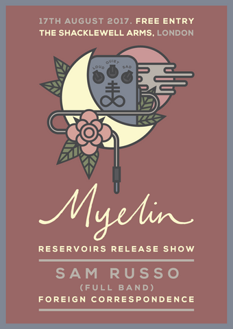 Myelin 'Reservoirs' Release Show