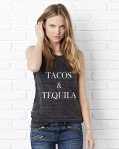 Tacos & Tequila tank