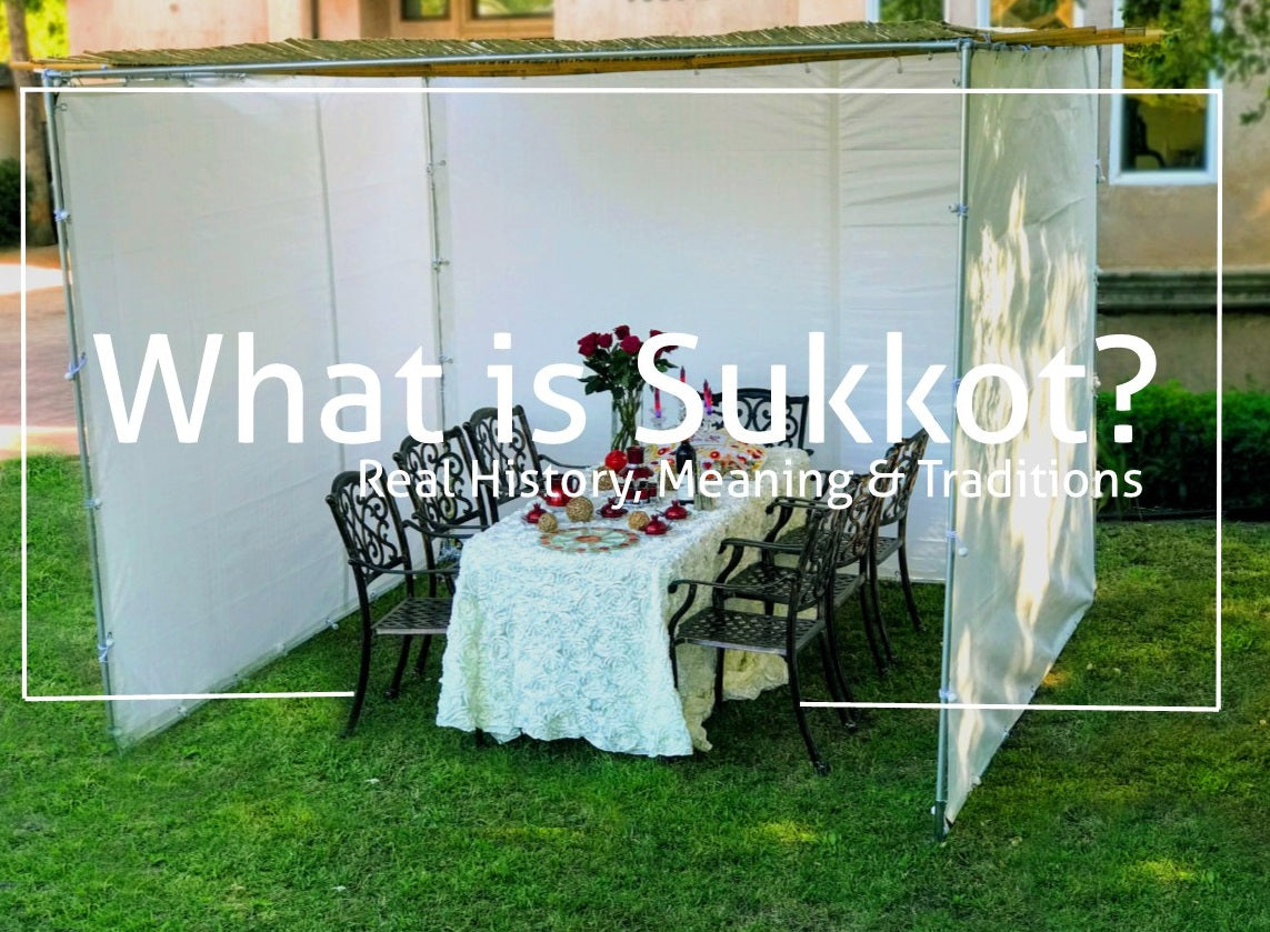 What Is Sukkot: Understanding the History and Traditions