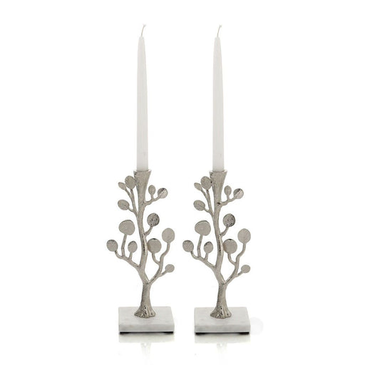 Botanical Leaf  Candle Holder