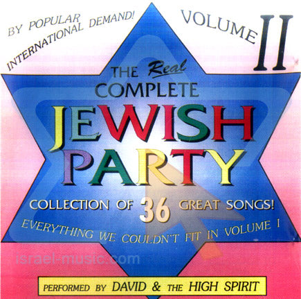 The Real Complete Jewish Party, Volume 2