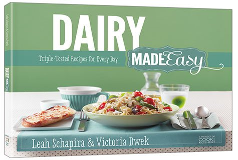 Dairy Made Easy: Triple-Tested Recipes for Every Day Books / Seforim - Mitzvahland.com All your Judaica Needs!