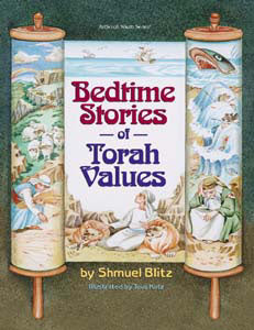 Bedtime Stories Of Torah Values Books / Seforim - Mitzvahland.com All your Judaica Needs!