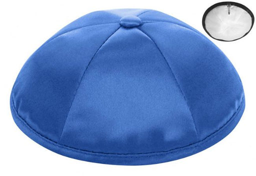 Royal Deluxe Satin Kippah  - Per Piece