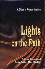 Lights on the Path: A Guide to Avodas Hashem