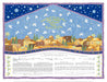 Celestial Jerusalem Ketubah Ketubah FREE SHIPPING - Mitzvahland.com All your Judaica Needs!