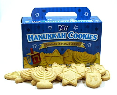 My Hanukkah Cookies (12 ct)