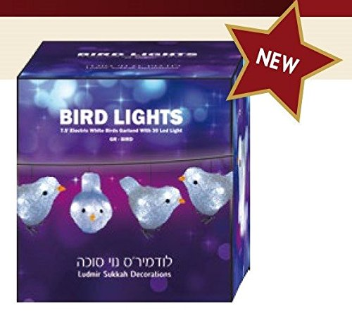 LED Bird String Light Garland