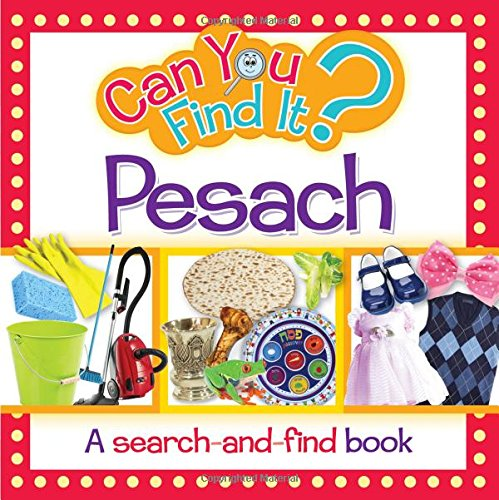 Can You Find It?  Pesach