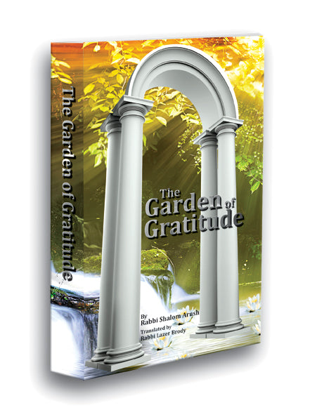The Garden of Gratitude - English