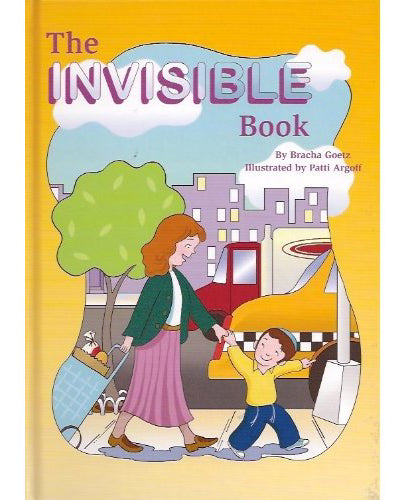 The Invisible Book