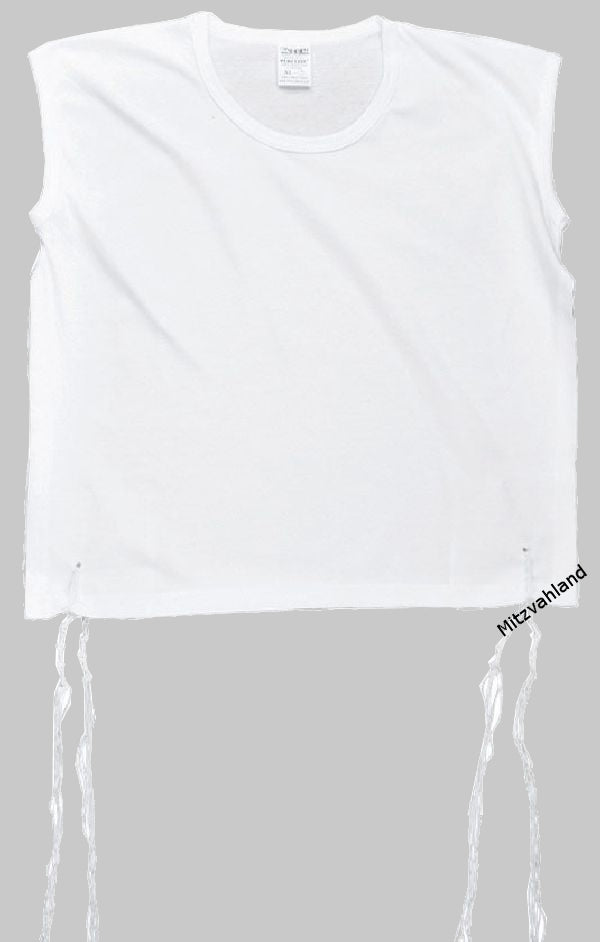 Perf Tzizit Undershirt Cotton #24