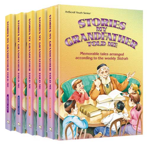 Stories my Grandfather Told Me - 5 Volume Set