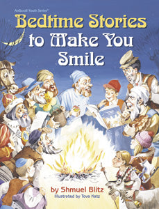 Bedtime Stories To Make You Smile Books / Seforim - Mitzvahland.com All your Judaica Needs!