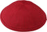 Burgundy Linen Kippah Kippot / Yarmulkes - Mitzvahland.com All your Judaica Needs!