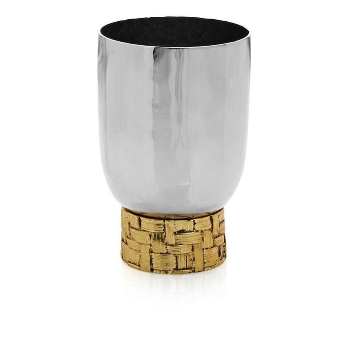 Palm Kiddush Cup